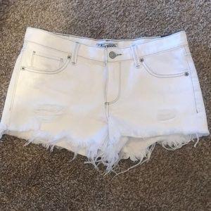 Lucky Cut Off Shorts